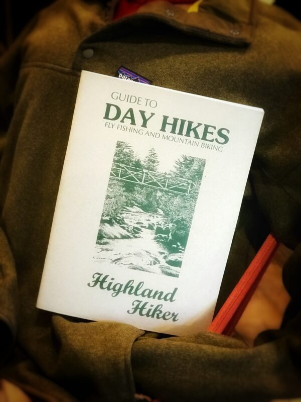 Day Hike Guide Book